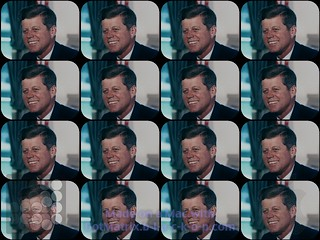 60s Color Contact Sheet | by Ms. Black