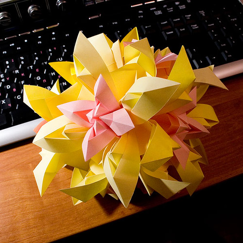 Fiori Kusudama.Kusudama Fiore Design By Colletto Riccardo Diagram Tatyana