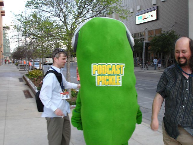 The Podcast Pickle | Ian Muir | Flickr