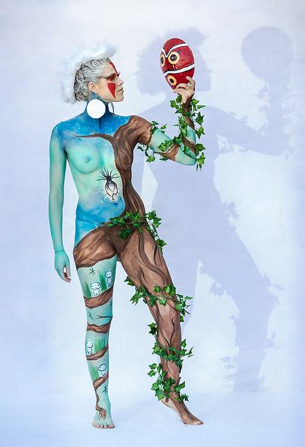 Body Painting III