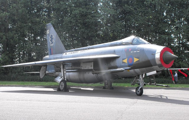 EE Lightning F.6 - XS 904 @ Bruntingthorpe, May 2018