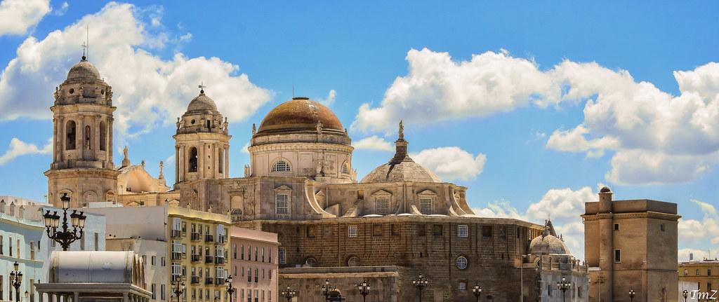 Cathédrale de Cadix (Andalousie)