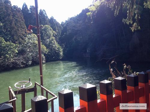 9 Hari Babymoon ke Jepang - Fushimi Inari Lake | by deffa_utama