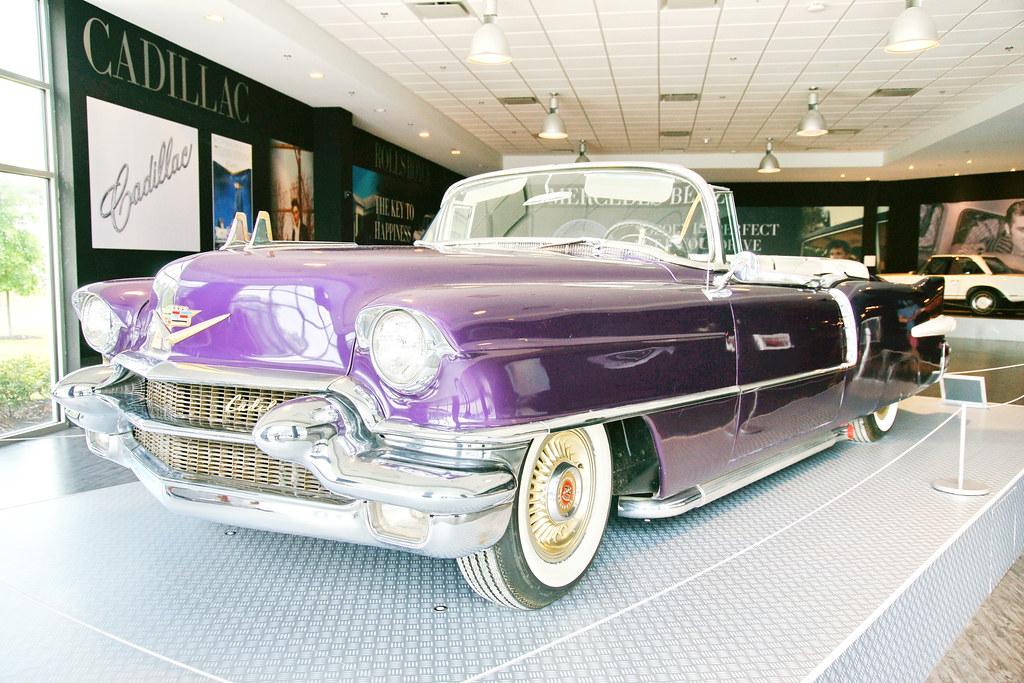 Cadillac Of Memphis >> Cadillac Eldorado Biarritz 1956 Graceland Elvis Museum Mem