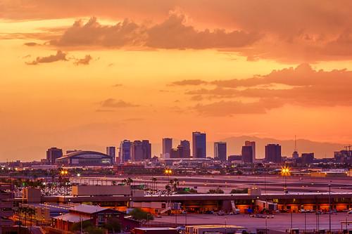 Downtown Phoenix HDR