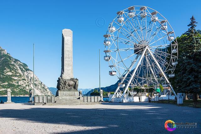 Monumento ai caduti - Lecco LC