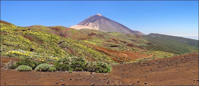 El Teide, Tenerife, Canary islands, Spain