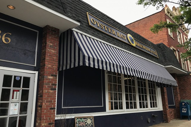 金, 2018-06-15 14:45 - Oyster Bay Brewing Co.