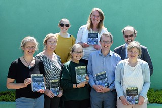 IRWC launch of the Wetlands Manual, Cloughjordan, May 2018 | by Irish Ramsar Wetlands