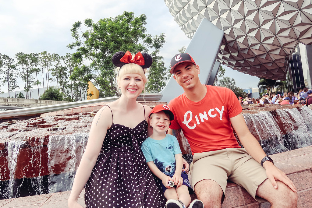 Disney World July 2018