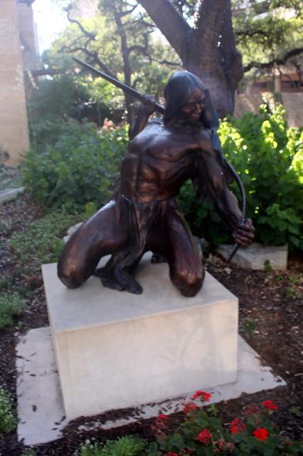 San Antonio - Downtown: Briscoe Western Museum - Strength of the  Maker