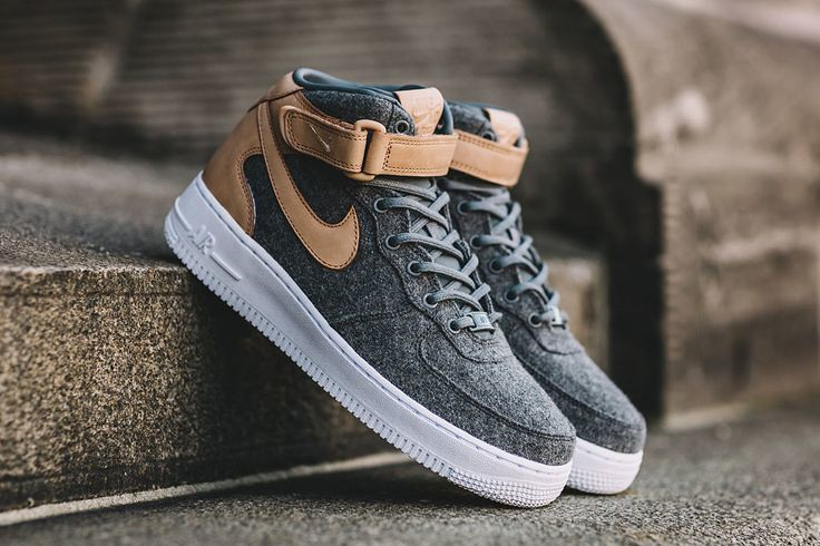 quality design 4f23c 9573e ... Women s Sneakers   Nike WMNS Air Force 1 07 Mid Leather Premium