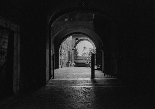 Via di Santa Maria dell'Anima, Rione VI Parione, Rome