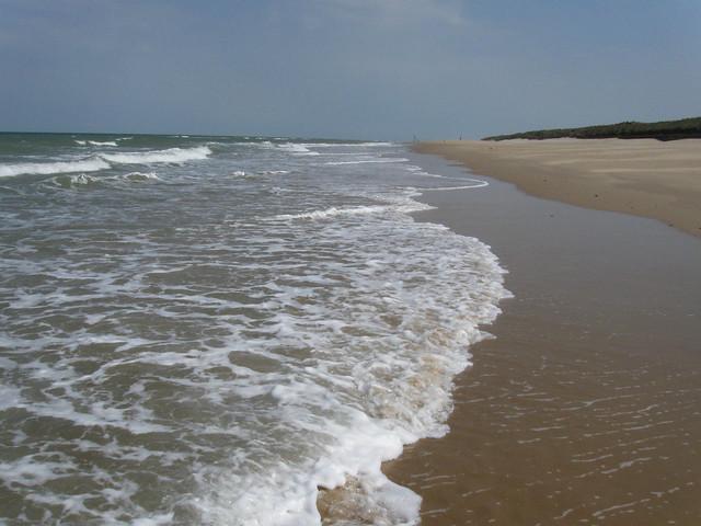 The beach between Waxham and Horsey Gap, Norfolk