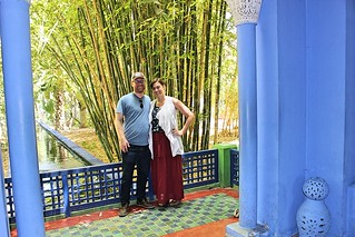 better us at majorelle | by sandrakaybee