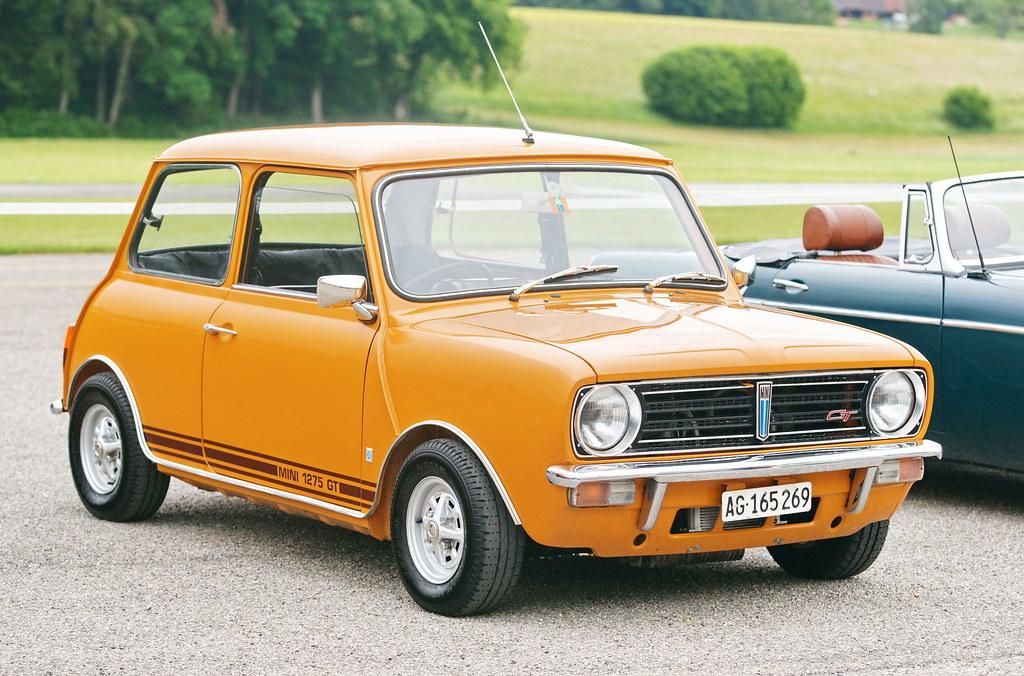 Mini Clubman 1275 Gt 2752018 0729 Mini England Classic C Flickr