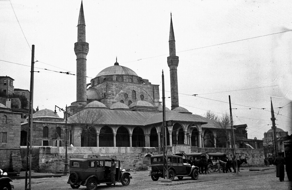 Mihrimah Sultan Mosque in Üsküdar