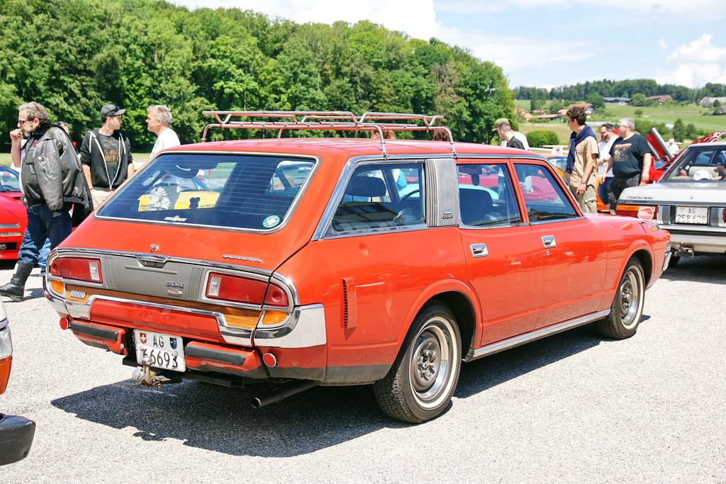 Toyota Crown Wagon 1971-74 21 5 2018 0411 | Toyota Japan   J… | Flickr