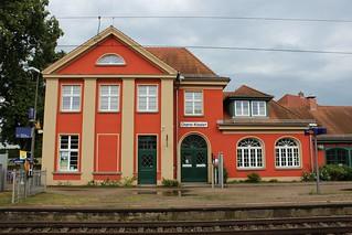 Bahnhof Chorin-Kloster (II) | by Grüner Nomade