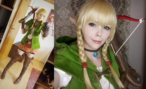 Linkle (Hyrule Warriors) | by Calssara