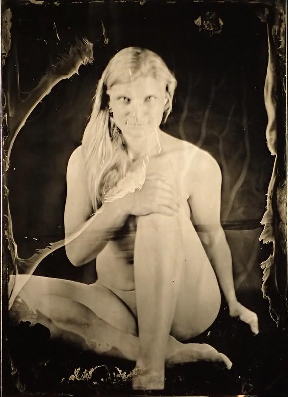 Jana in studio