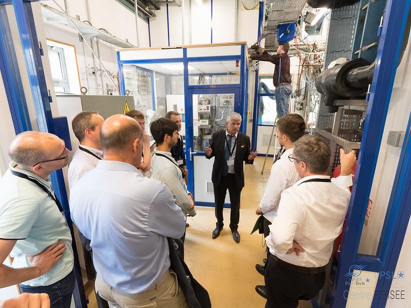 Laurent FULCHERI Directeur de recherche responsable de l'équipe Plasma au centre PERSEE