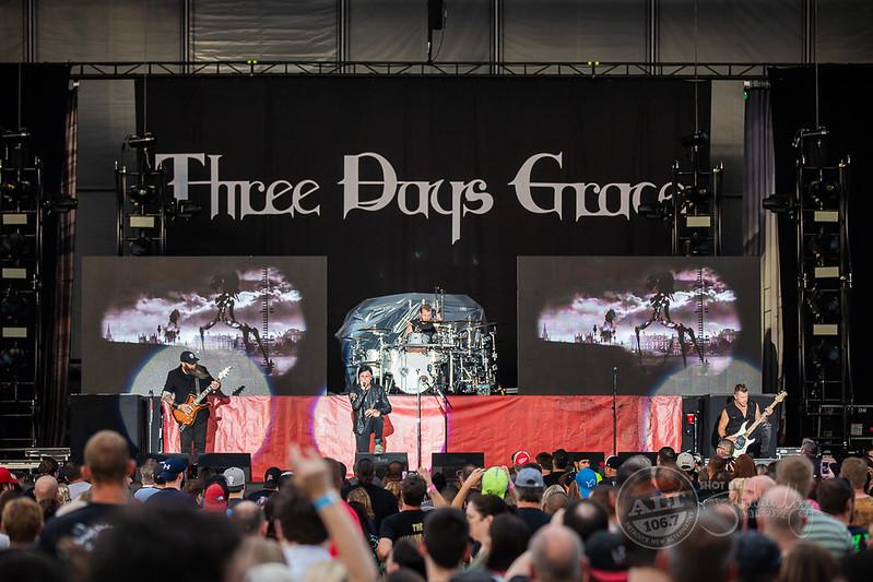 Three Days Grace | 2018.07.12