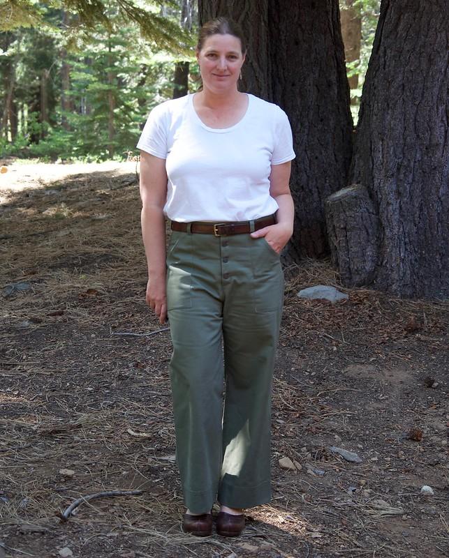 Lander pants front-1
