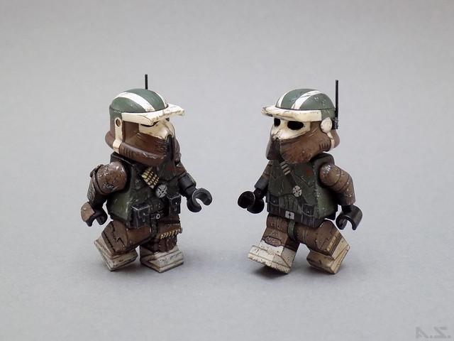 Lego Miniatures: AR-RT Driver
