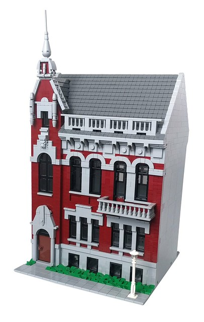 House in Vilnius (updated)