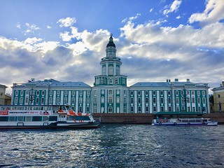 Neva River Cruise in St Petersburg | by seongcchow