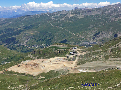 Chantier retenue collinaire de la Masse | by -Skifan-
