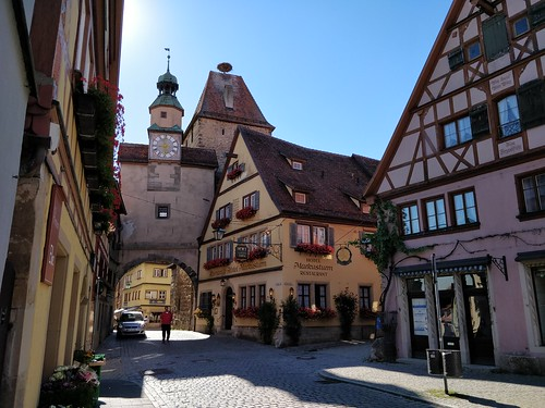 Rothenburg ob der Tauber | by ironmn