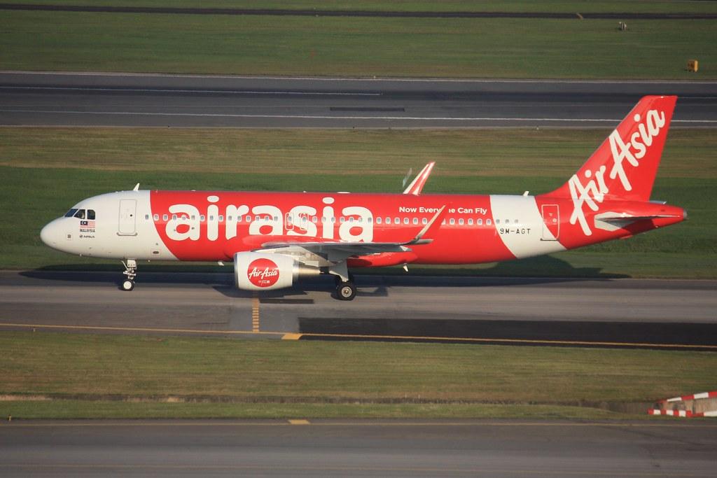 A320-200  9M-AGT