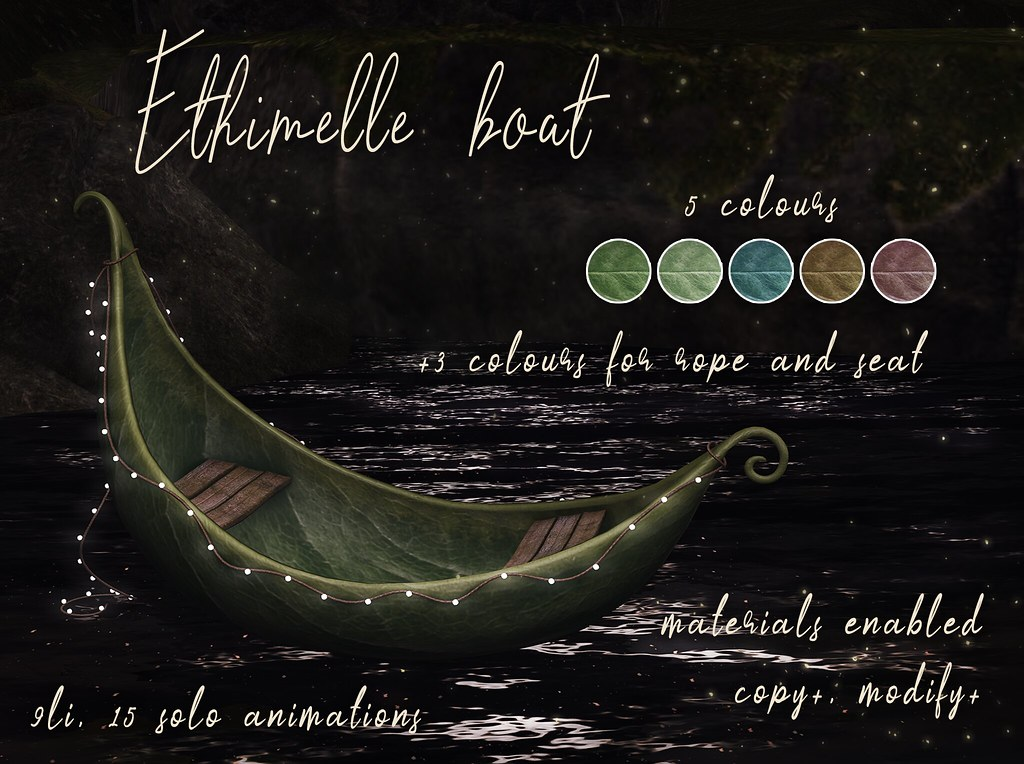 Ethimelle boat