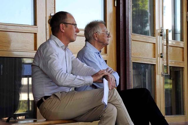 Olle Johansson och Lars Karlsson