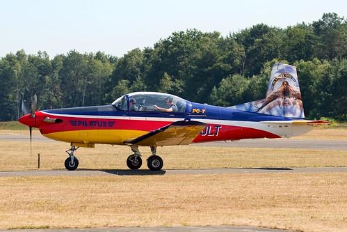 Oldtimer Fly-in, Genk/Zwartberg 7 juli 2018 | by Gerben Wessels