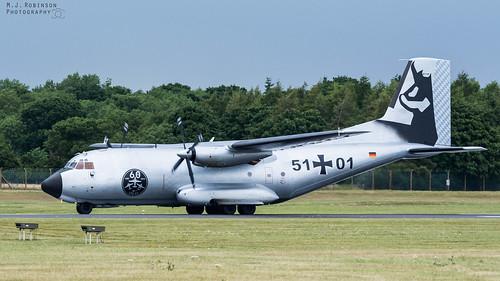 Luftwaffe C-160 Transall