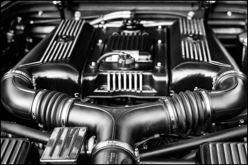 Ferrari F355 Engine Bluebell Classic Car Night G Postlethwaite Esq Flickr