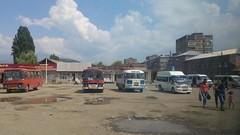 Vanadzor Bus Station
