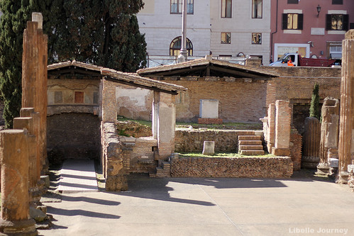 Area Sacra, Temple of Juturna | by libelle_journey