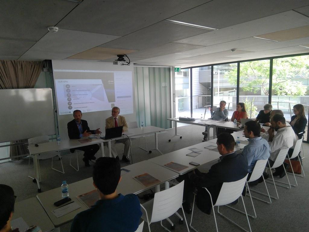 ESNC 2018 | Presentació Barcelona