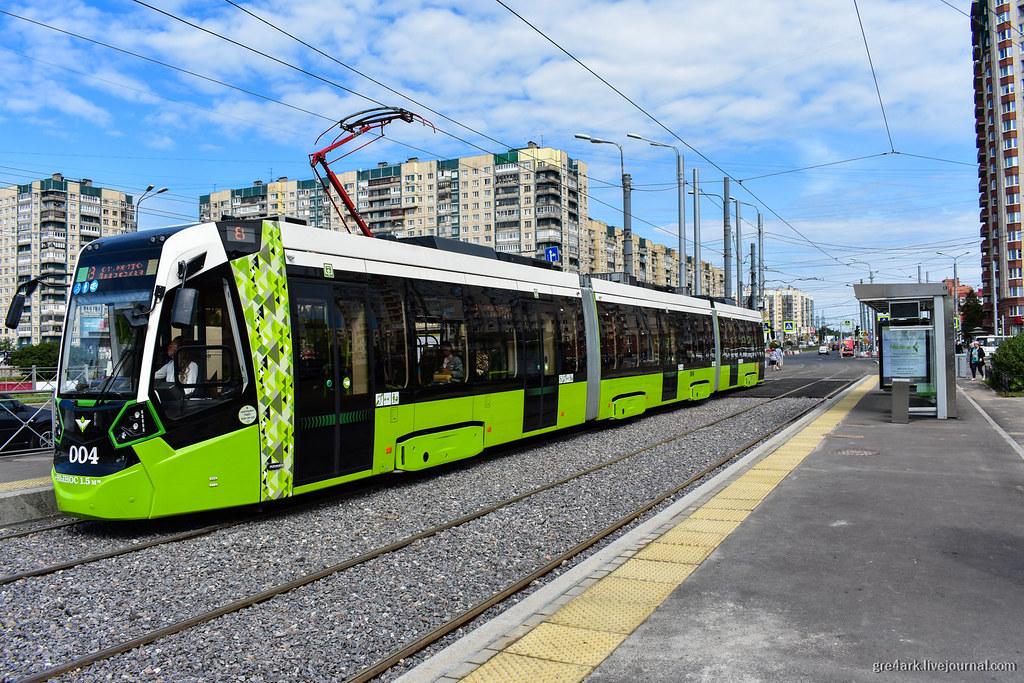 При запуске Чижика в Петербурге были максимально убраны дублирующие маршруты. Трамвай должен конкурировать с личным автомобилем, а не с автобусом!