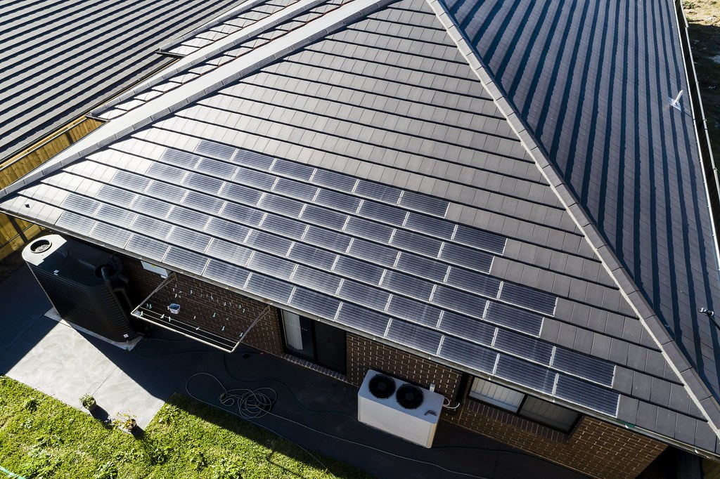 Bristile Solar Roof Tiles - Mirvac Project, Gledswood NSW (4)