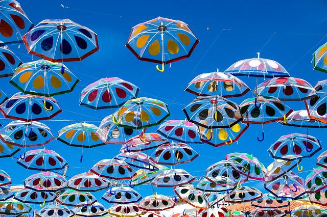 A Sky Full Of Umbrellas.jpg