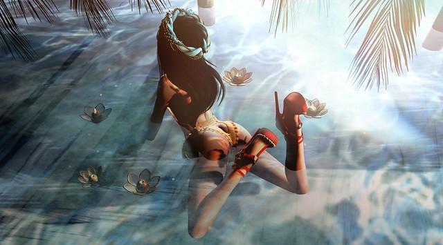 Faire de la plongée