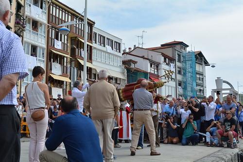 San Pedro Eguna 2018, Lekeition