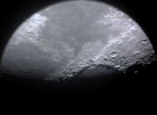 Moon Jun 30th 2018, sunset at Mare Crisium