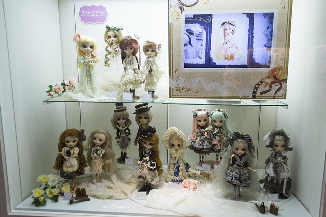 Yokohama Doll Museum & Pullip 15th anniversary exhibition