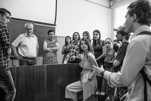 Июл 16 2018 - 18:15 - Ректор Алексей Николаевич Варламов отвечает на вопросы абитуриентов